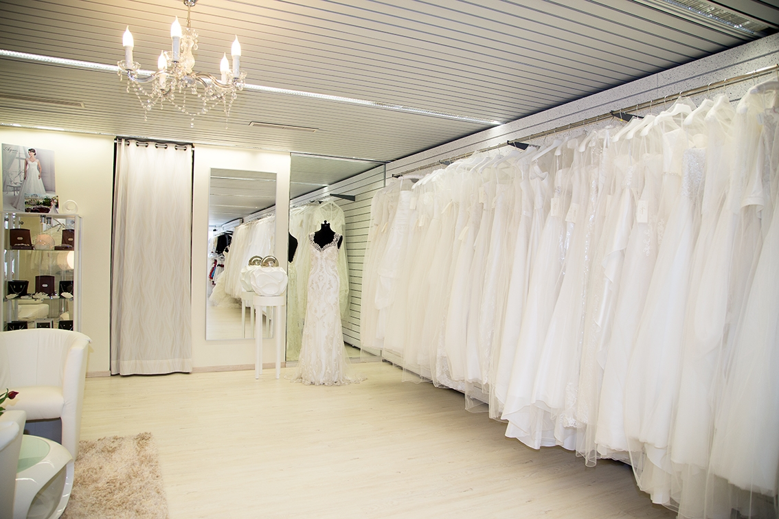 Brautkleider bei Brautmode Reis